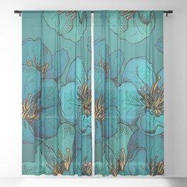 Bloom Sheer Curtain