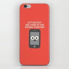Emojionally Available iPhone & iPod Skin