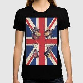 Meet the Beetles (Union Jack Option) T-shirt