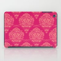 damask iPad Cases featuring Damask by cactus studio