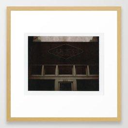 Lucky Store Framed Art Print