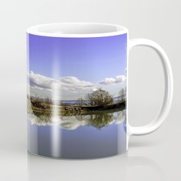 Manor house landscape Coffee Mug