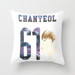 Chanyeol 61 Throw Pillow