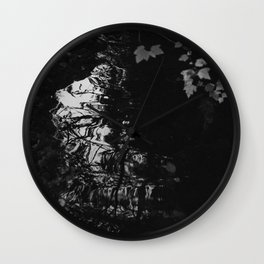 Fluidity, Lucidity and Existing in the Expanse Wall Clock