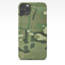 Multicam Camo iPhone Case