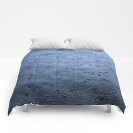 Estuary Rain Comforters