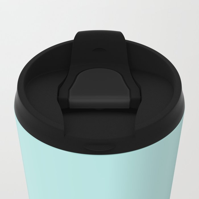 That new guy turns out to be a disaster Metal Travel Mug