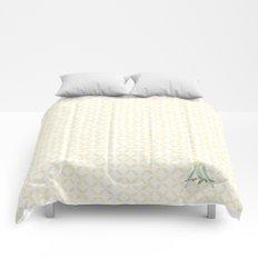 The love birds Comforters