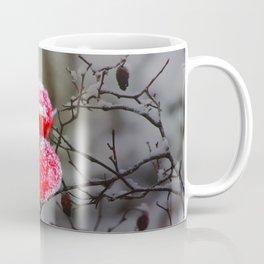 Frozen red berries Coffee Mug