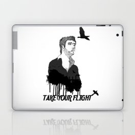 Take Your Flight  Laptop & iPad Skin