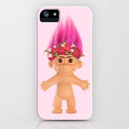 FRIDA TROLL iPhone Case