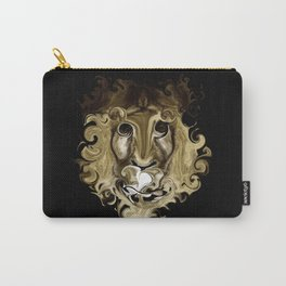 IS IT A LION Carry-All Pouch
