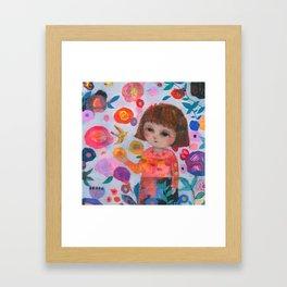 Kindenss Framed Art Print
