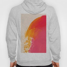The Bright Abstract Waterfall Hoody