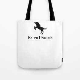 Ralph Unicorn Tote Bag