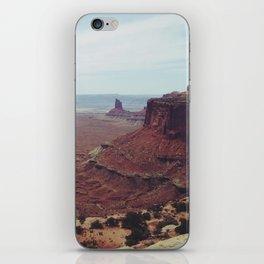 Canyonlands - Utah Landscape Photograph iPhone Skin