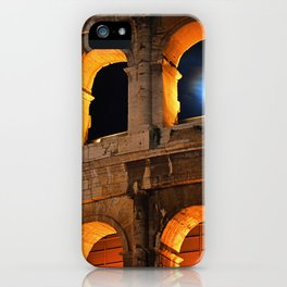 Coliseum iPhone Case