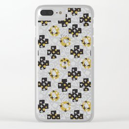 Game We Play Clear iPhone Case