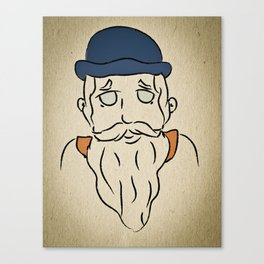 Kringle Canvas Print