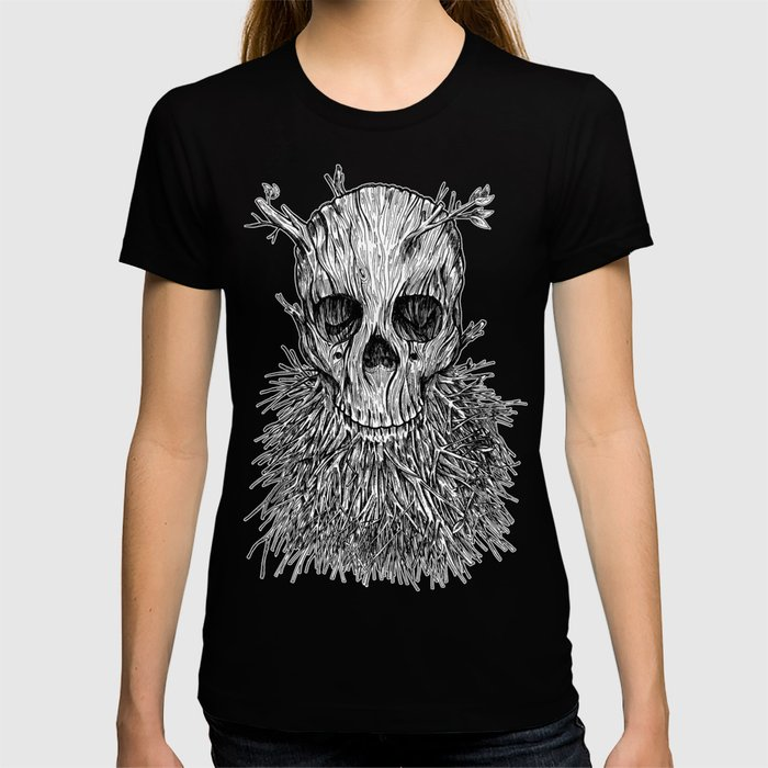 Lumbermancer B/W T-shirt