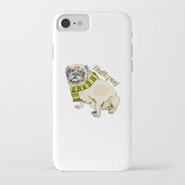 Hufflepug iPhone Case