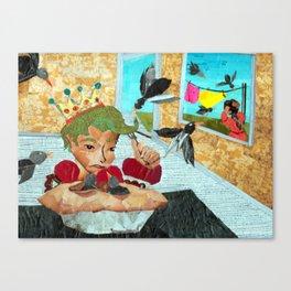 sixpence Canvas Print