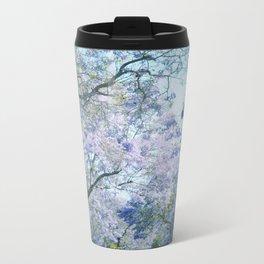 Jacaranda Canopy Metal Travel Mug