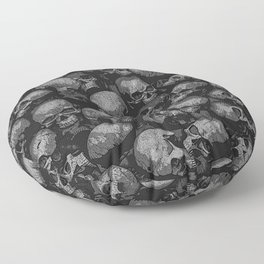 Totally Gothic Floor Pillow