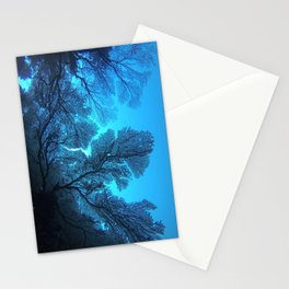 Fan Coral Stationery Cards