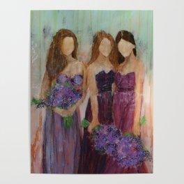 Bridesmaid Sista Trio Poster