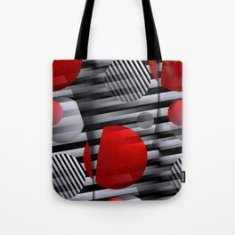 3D for duffle bags and more -4- Tote Bag