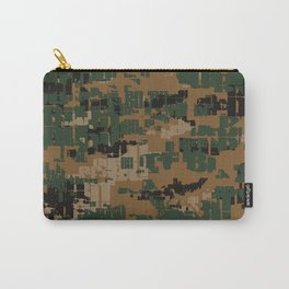 Camo BINDU  Carry-All Pouch
