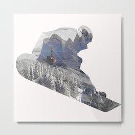 Last Ride Metal Print