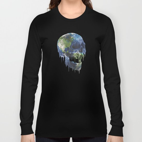 mothers dying Long Sleeve T-shirt
