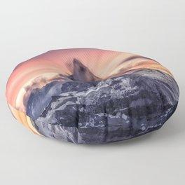 Ruthless Beauty Floor Pillow