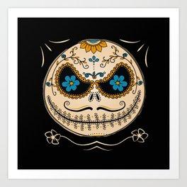Jack Cavalera Art Print