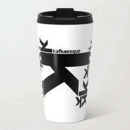 KAFKAESQUE Travel Mug