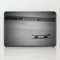 skate iPad Cases featuring Skate  by 60infinito