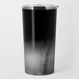not our future Travel Mug