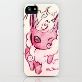 Keep calm and FlareON! iPhone Case