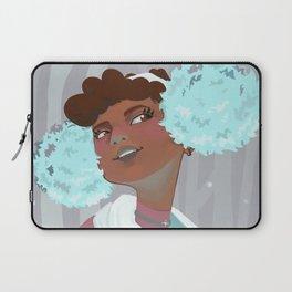 Winter Puffs Laptop Sleeve
