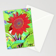 Sunflower Brillance Stationery Cards