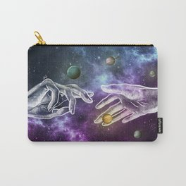 The meeting of souls. Carry-All Pouch