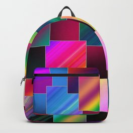Boxed in Retro Backpack