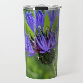 Purple Knapweed Travel Mug