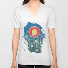 Field of Possibility  Unisex V-Neck