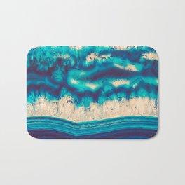 Blue Agate Water Element Bath Mat