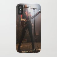 haim iPhone & iPod Cases featuring HAIM by Adam Pulicicchio Photography
