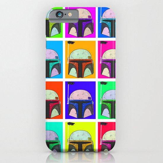 Boba-Hol iPhone & iPod Case