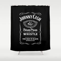 Cash Shower Curtain